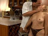 pareja francesa grabando su primer video porno